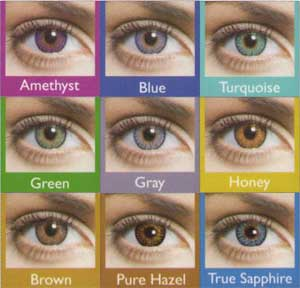Colored Contacts Buy Colored Contacts Without A Prescription