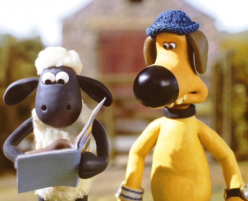 Shaun the Sheep Cartoon Picture 3