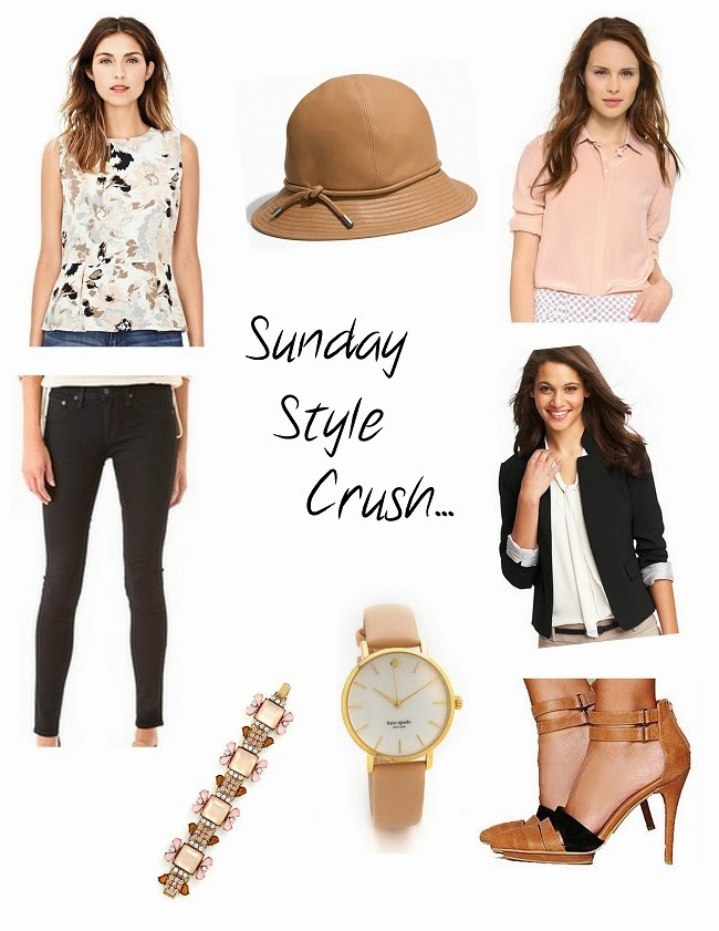 sunday funday, burberry, Tory Burch, Kate Spade, JCrew, Michael Kors, loft, clare vivier, bauble bar, rage and bone, Free People, jeffrey campbell, fossil, Coach, club monaco,
