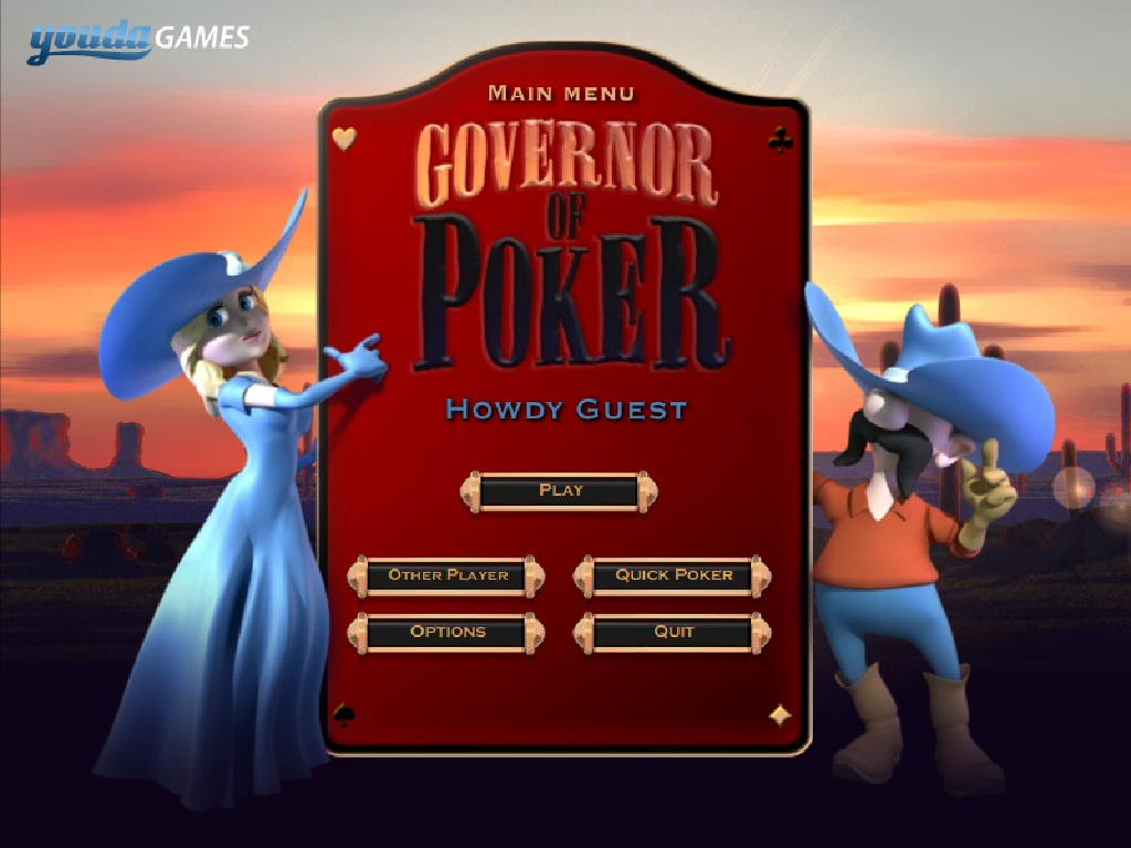 governor of poker.exe + crack