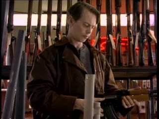 Steve Buscemi en Homicide Life on the Street