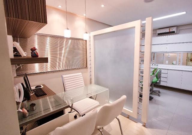 Construindo minha casa clean decora o de consult rios e for Mobiliario para casas pequenas