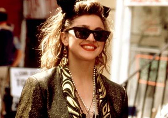 Madonna  80 S Icon As Fashion Leader