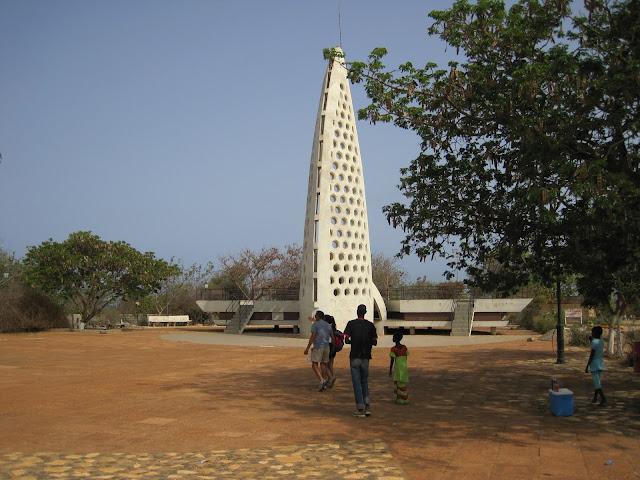 Memorial a los esclavos (Gorée - Senegal)