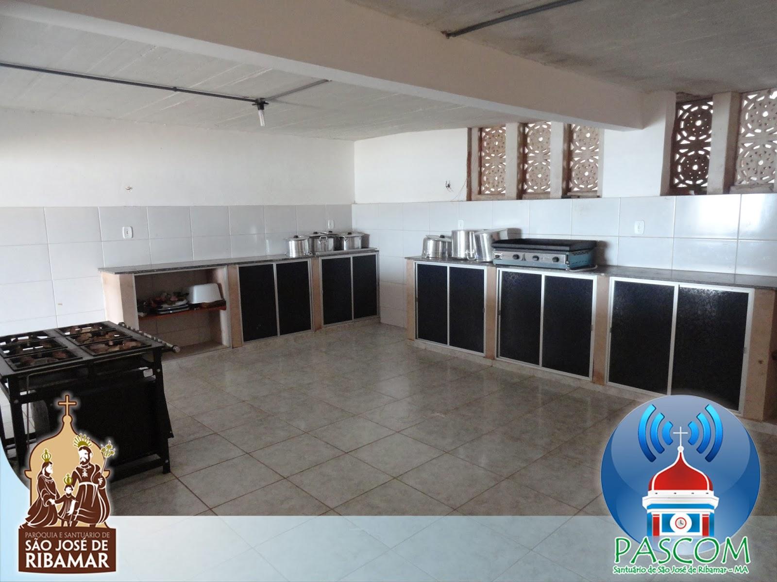 #346797 cozinha do salão paroquial a cozinha foi toda projetada para 1600x1200 px Melhorias Na Cozinha_457 Imagens
