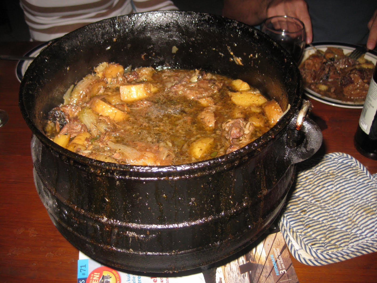 South african traditional food traditional south african
