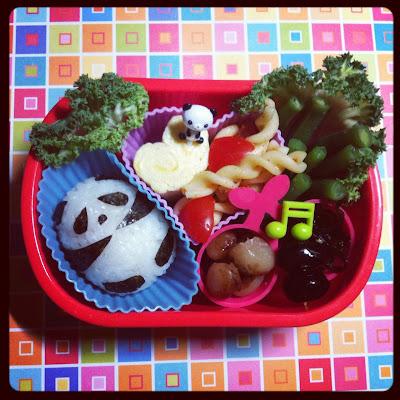 Panda lunch, パンダ弁当