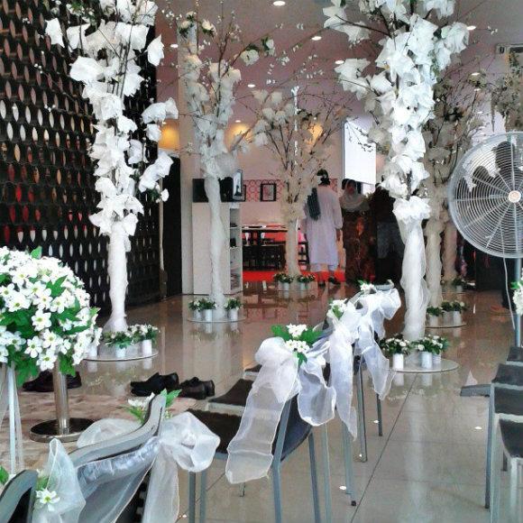 Update- Lagi Gambar Majlis Pernikahan Izzue Islam Dan Awin Nurin
