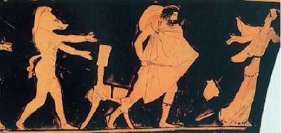 Στον Αίολο, στους Λαιστρυγόνες και στο νησί της Κίρκης - Ενότητα 6 - οι περιπέτειες του Οδυσσέα