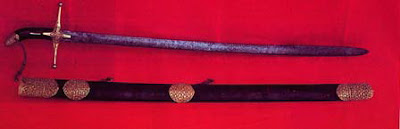 foto pedang nabi muhammad Al Qadib