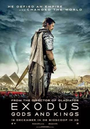 Exodus Gods And Kings 2014 HDRip 480p 400mb ESub