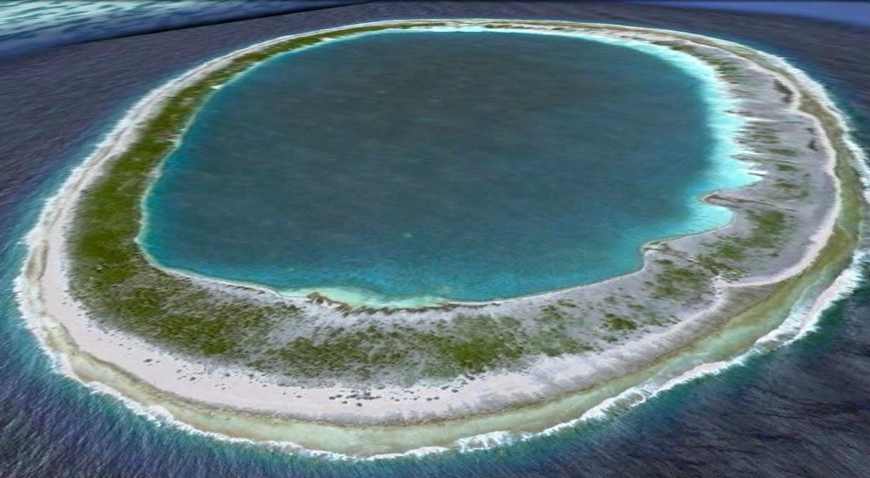 atoll - Photo