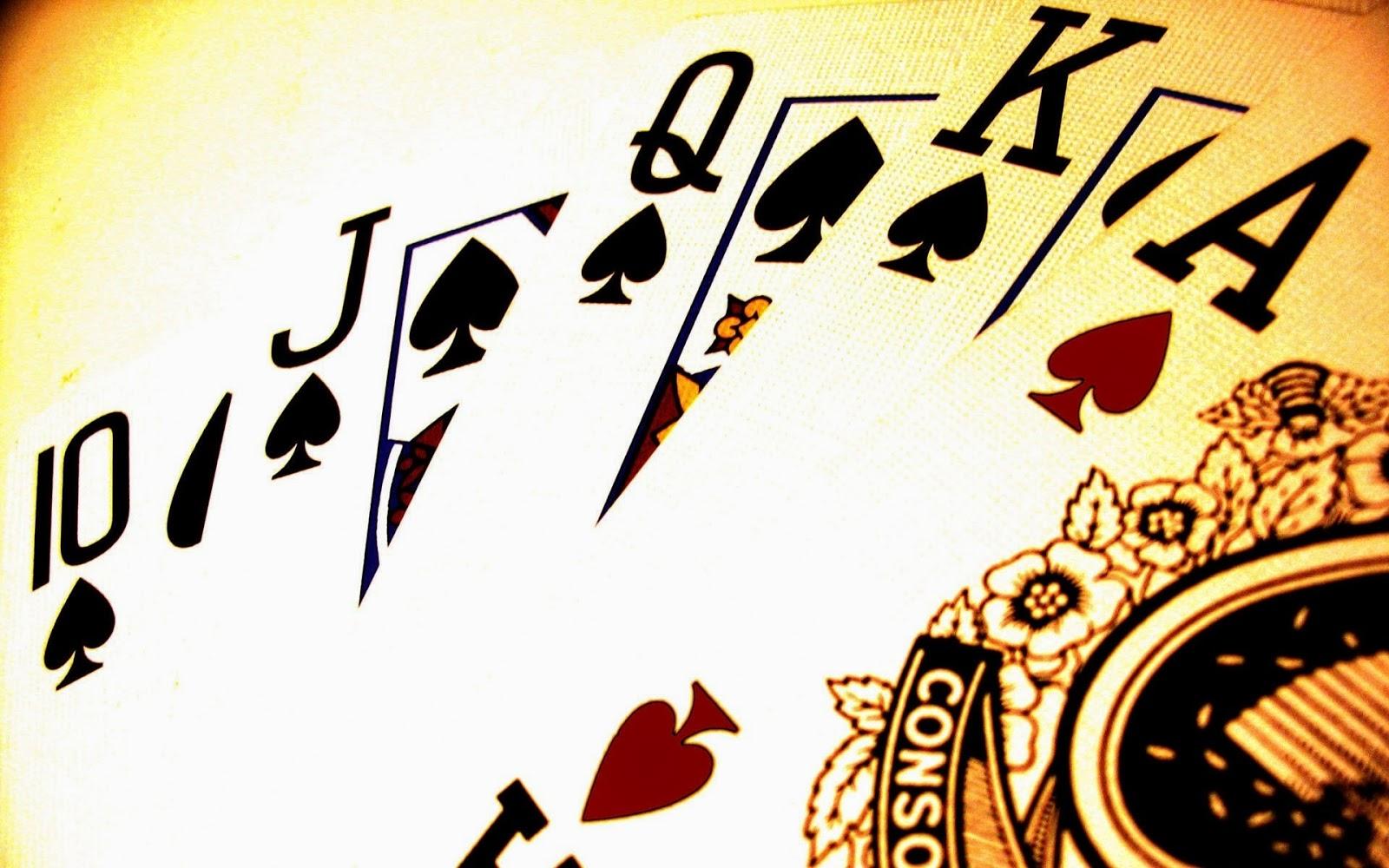 Poker j q k