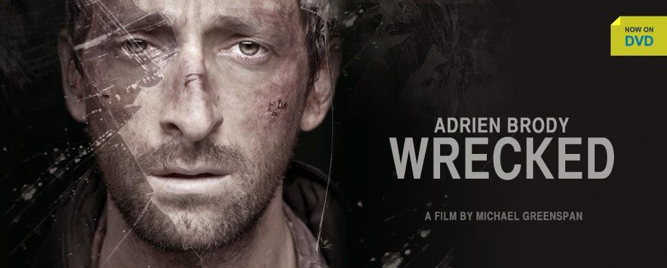 El Crítico: Wreck... Adrien Brody Wrecked