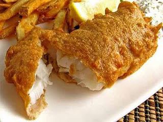 Receita de Filé de Merluza frito