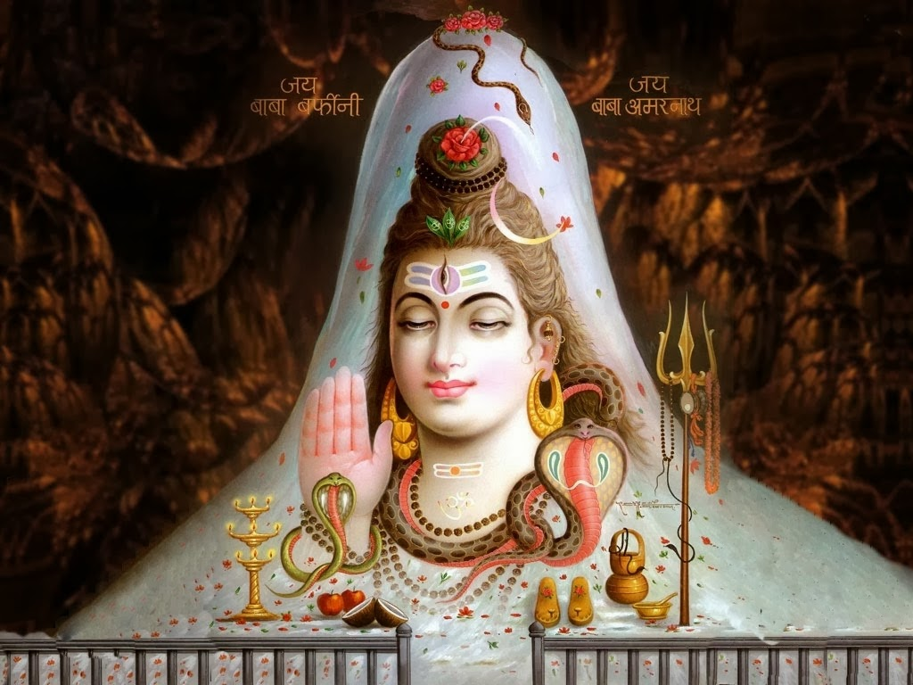 Amarnath Yatra HD Wallpapers, Lord Shiva Bhole Baba Barfani Images for Free Download