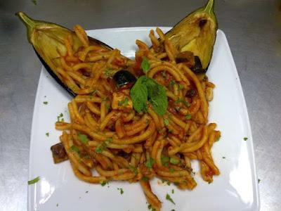 Ducizzi ricette di cucina siciliana pasta con pesce for Cucina primi piatti di pesce
