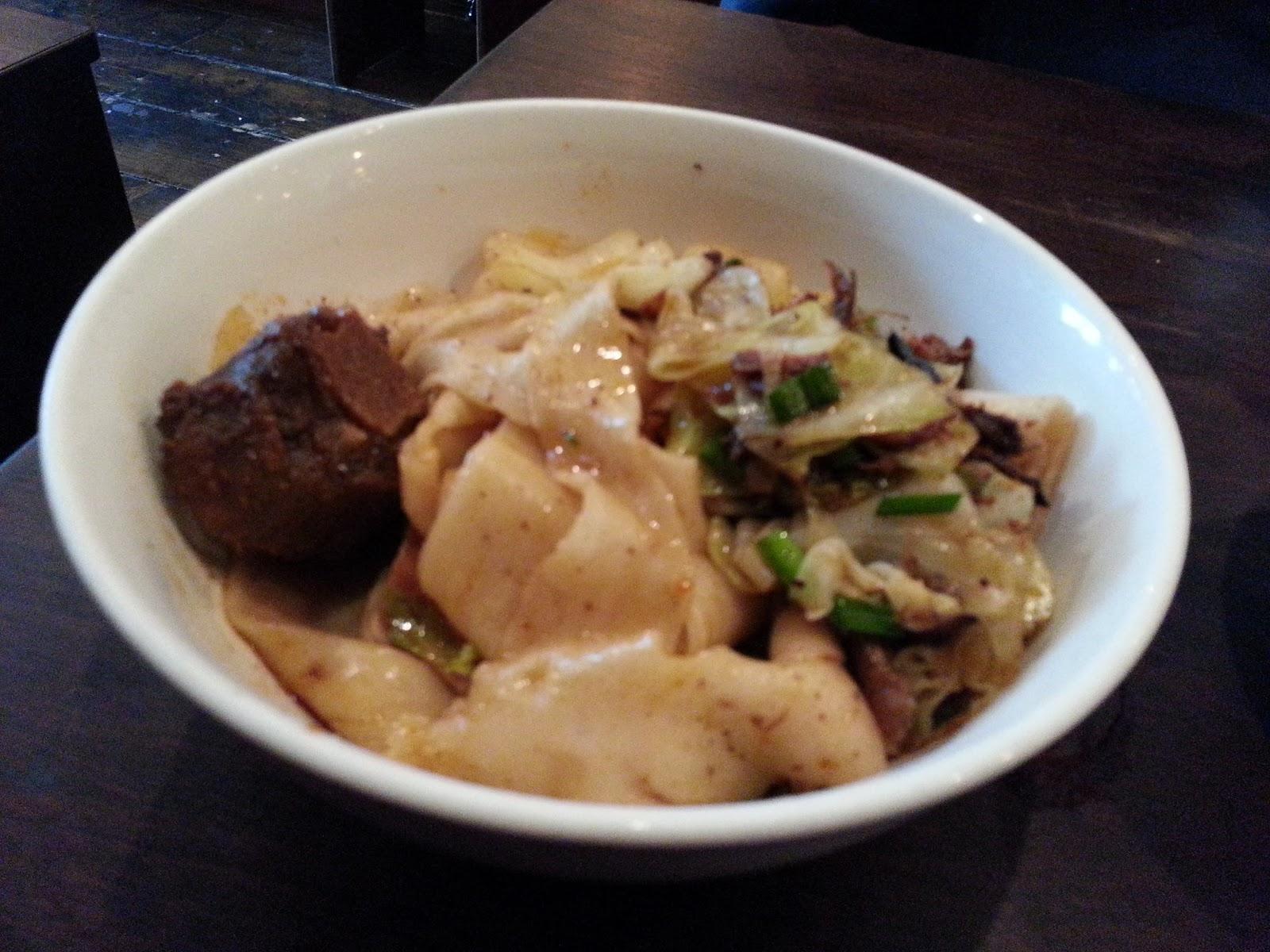 Eat Noodles Love Noodles Biang A Gem In New York S Other