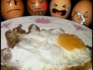 Eggs Sad