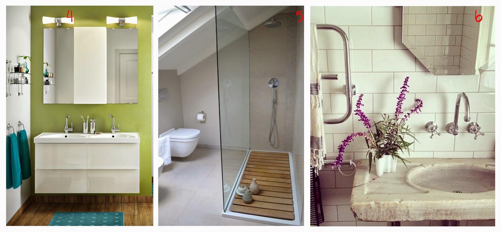 Ila points decor la casa che vorrei il bagno - Vorrei ristrutturare casa ...