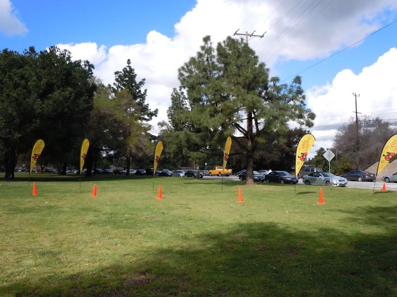 LA Marathon training 23 miles finish