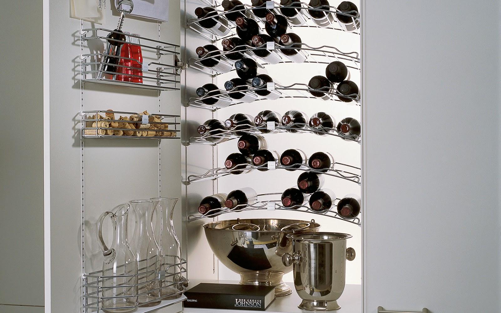 Ideas y accesorios para mantener la cocina en orden for Accesorios de cocina