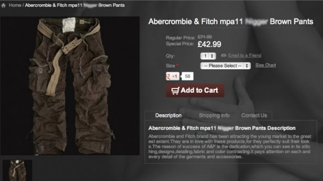 For example, a same dress that cost $88 in Singapore would have cost you just $65 if you buy from the United States. Accessing Abercrombie & Fitch U.S Website When you visit A&F website, you will be directed to A&F Singapore's homepage.