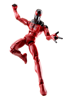 Hasbro Marvel Legends 2013 Series 2 - Scarlet Spider
