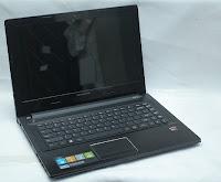 Laptop Lenovo 40-75 Spek Gaming Bekas