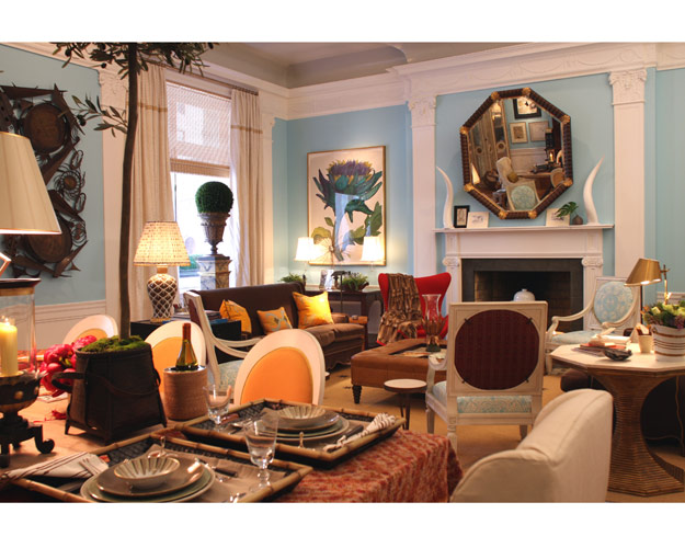 Second Wind Curated Interiors The Art of the Mix