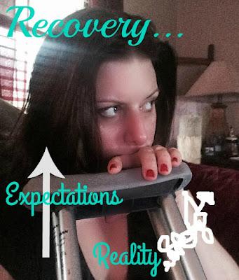 Recovery, Sarastakeley.com