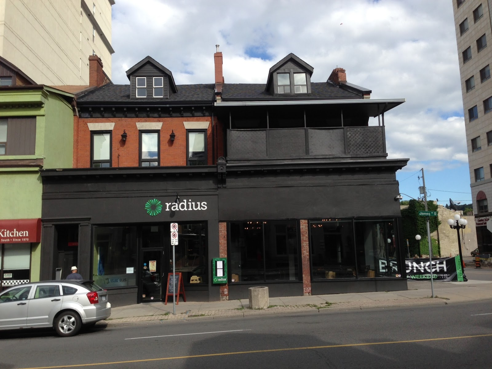 High Street Cafe Hamilton Menu
