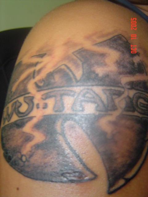 Wu tang clan disciples wu tat thursday 21 for Method man tattoo