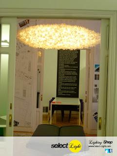 Crisálida lamp - Antonio Miró