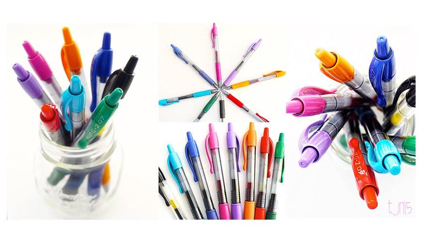 pen rainbow