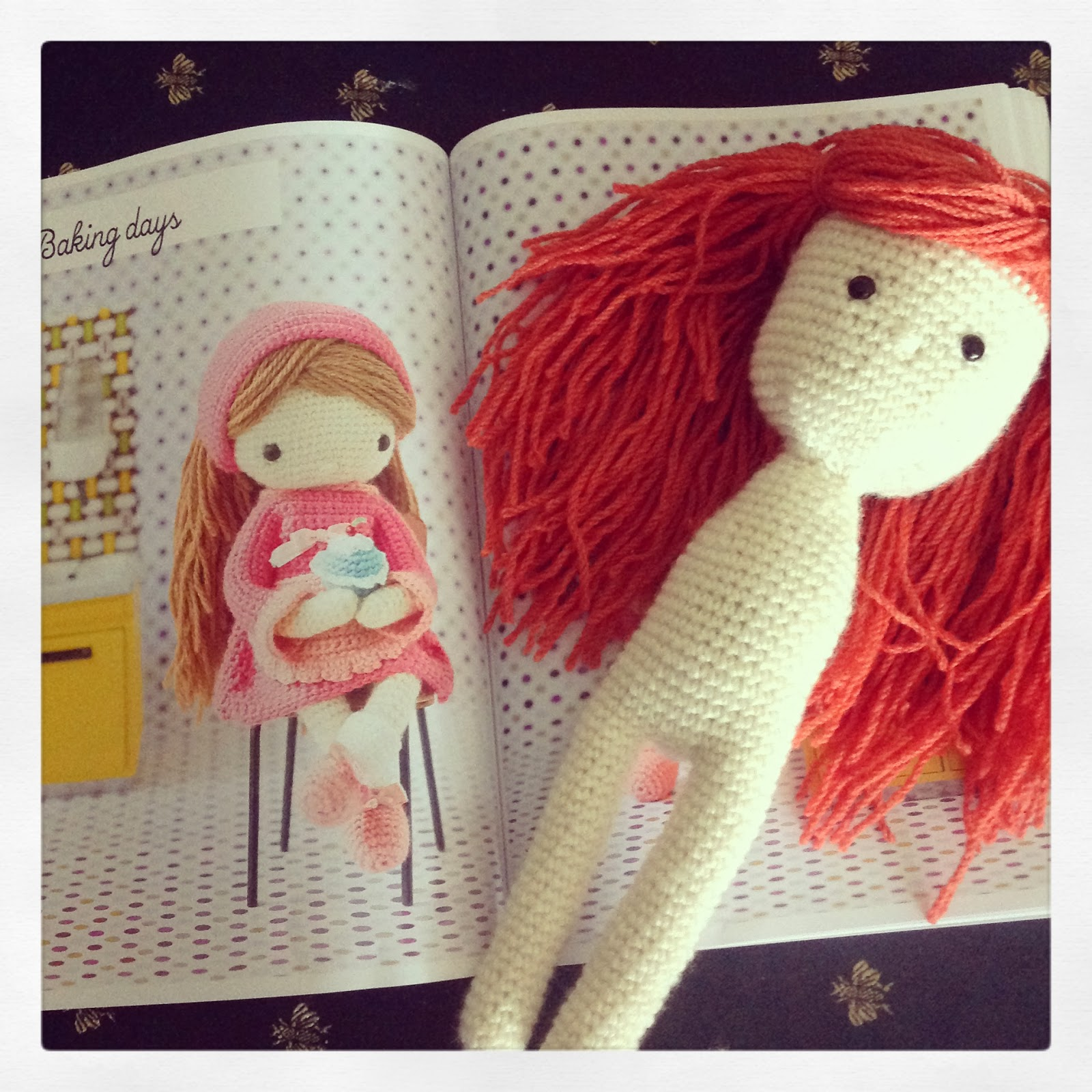 C Percy Designs Summer Time Crochet My Crochet Doll