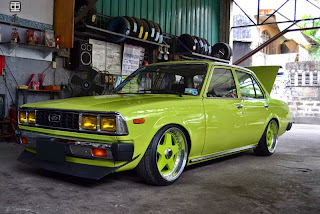 modifikasi toyota corona tahun 1979