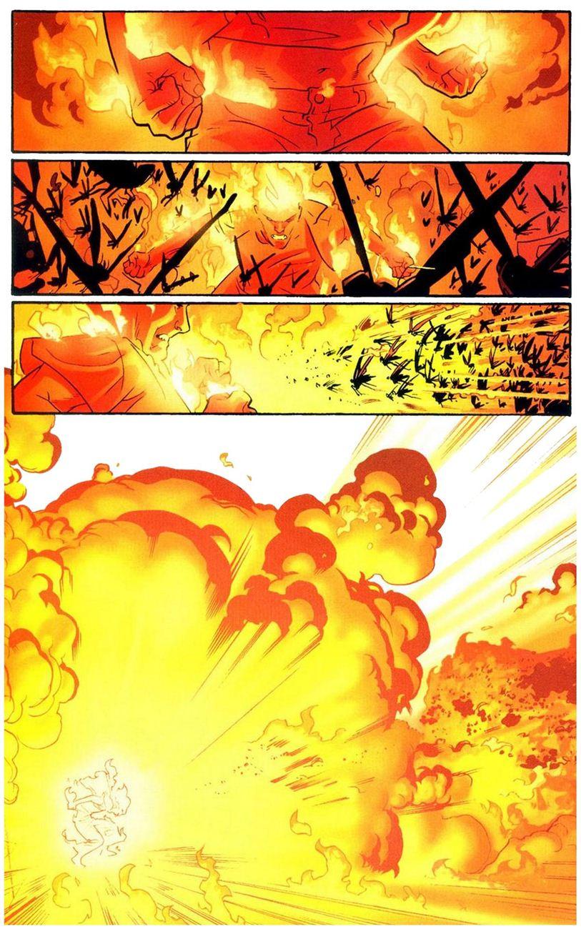 Ultimate Fantastic Four chap 9 - Trang 17