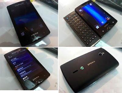 Sony Ericsson Xperia Mango