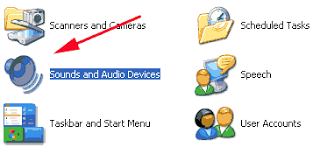 How to Display Icon Speaker / Volume in the Taskbar in Windows XP 2