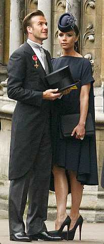 Gambar Harper Seven Victoria David Beckham