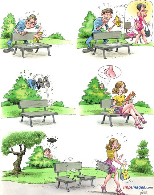 Funny Cartoons Joke-Very Funny Collection   Funny ... Funny Adults Cartoon Image