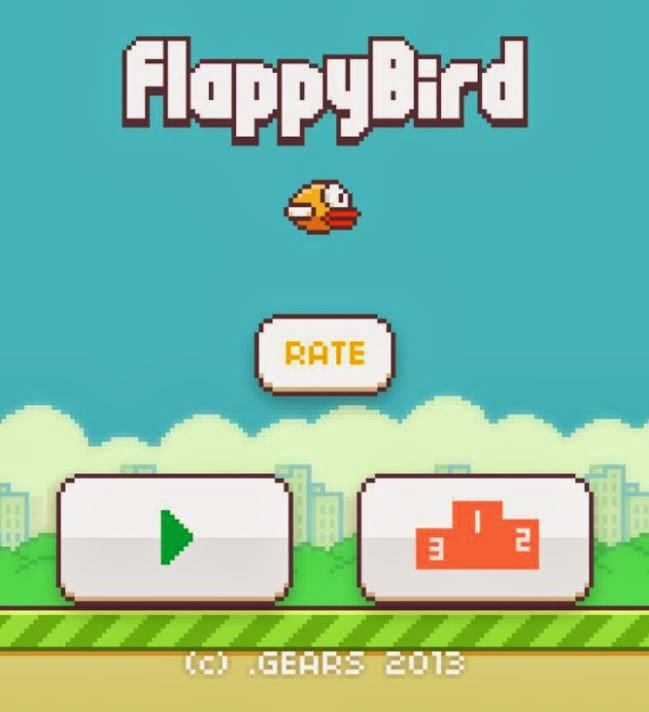 Flappy Bird Apk Game Android Terpopular Saat Ini Free Download