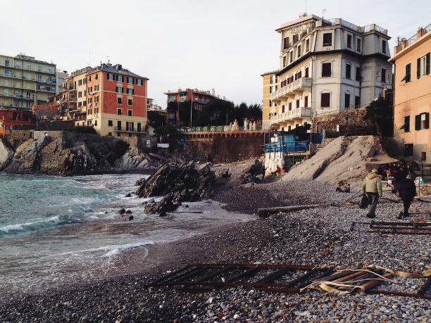 Genova, Italia, Italy, mare, Genova Quinto