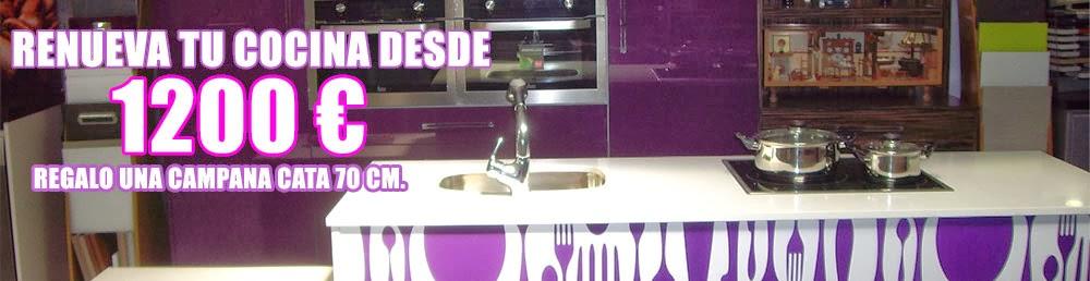 Emejing Muebles De Cocina Madrid Baratos Images - Casa & Diseño ...