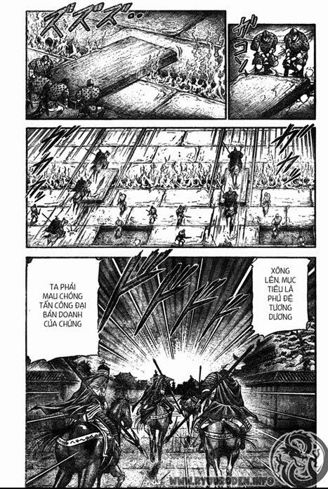 Chú Bé Rồng - Ryuuroden chap 194 - Trang 22