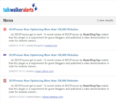Talk Walker Alerts Via @Ileane