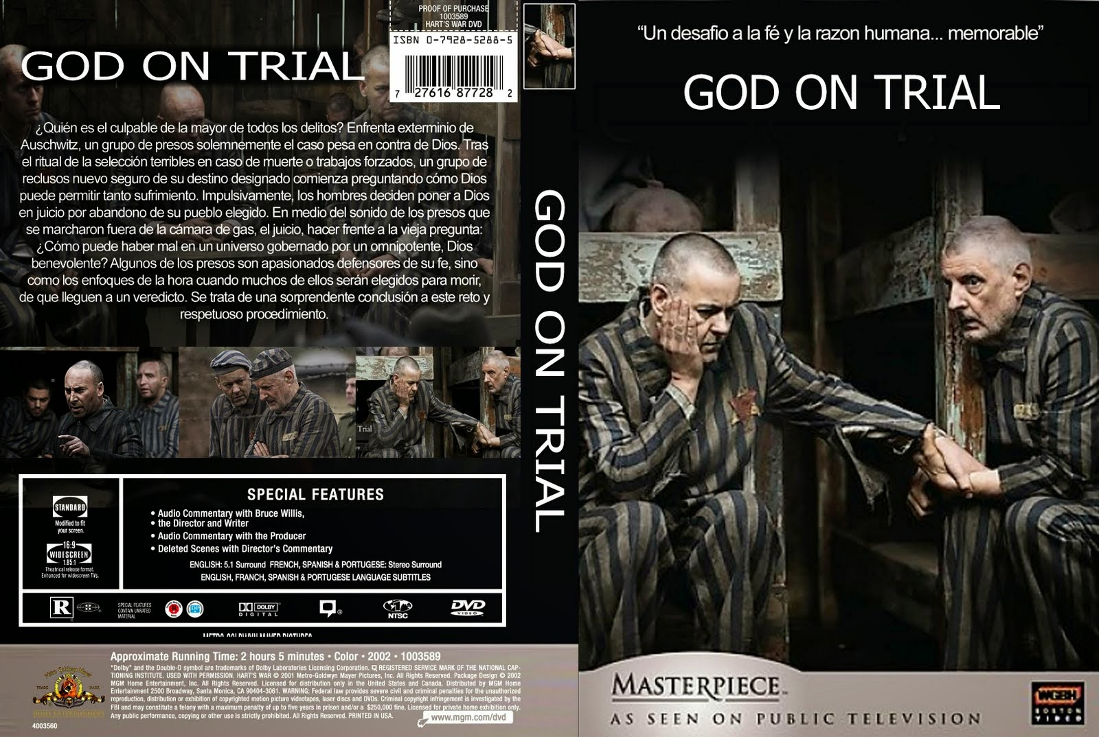 god on trial Masterpiece occasionally presents the best in contemporary drama, recently  featuring award-winning writer/director david hare's worricker trilogy.