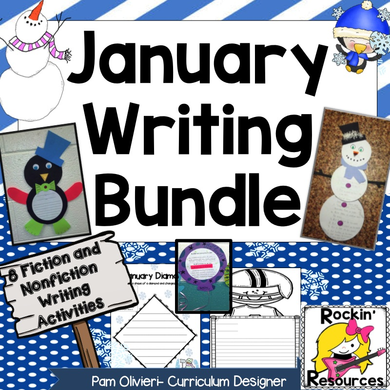 January Writing Fun!
