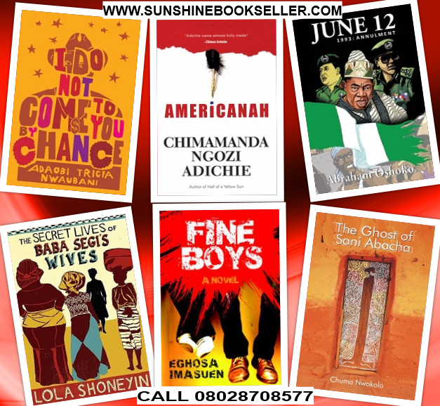 Category Nigerian novels
